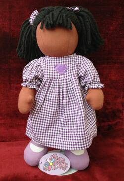 Friends 2 Asiyah Rag Dolls